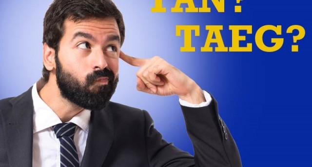 TAN e TAEG: ecco la differenza e il motivo per cui spesso sono molto diversi.