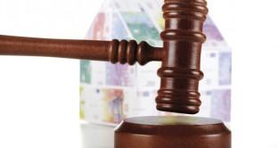 Acquisto casa all'asta per conto terzi: nuove regole per il creditore che non si intesta casa
