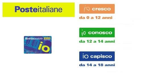 Libretto postale dedicato ai minori, per educarli al risparmio: scopri come fare.
