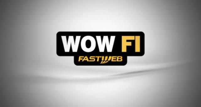 Il Wi Fi di Fastweb che permette di utilizzare la connessione gratuita anche fuori casa.