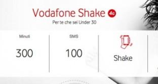Si chiama Shake ed è la nuova offerta dell'estate 2016 che Vodafone ha appena lanciato per premiare i clienti più giovani: ecco come si attiva