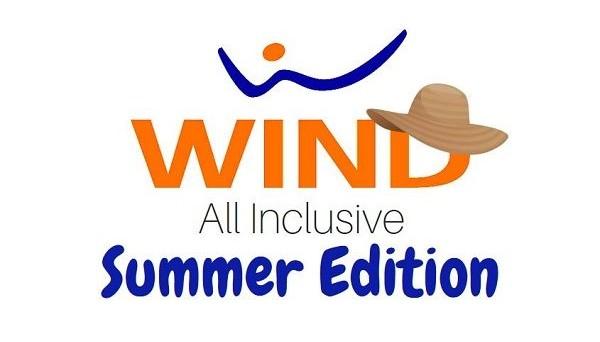All Inclusive Summer Edition, l'offerta di Wind per l'estate che dura fino a dicembre.