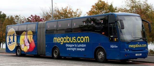 Sbarcano anche in Italia i Bus low cost a 1 euro. La società Megabus mette a disposizione 23 autobus ultramoderni in 13 città italiane.