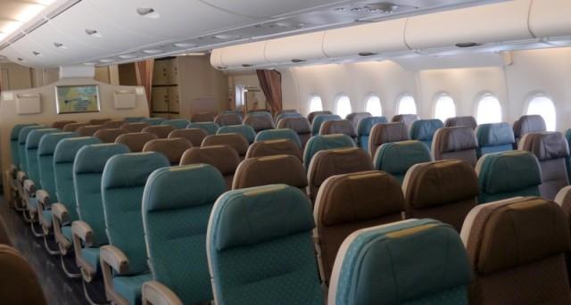 Torna la terza classe nei voli intercontinentali: servizi e prezzi per la basic economy