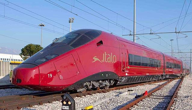 Offerte italo con groupon viaggi in treno in ambiente smart a