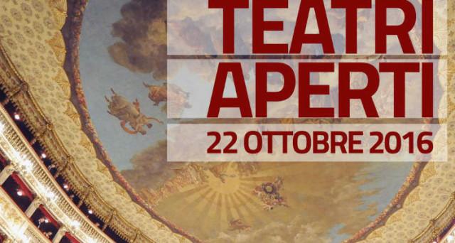 Ecco la lista dei teatri aperti a Roma, Milano e Napoli con eventuali spettacoli dell'iniziativa di domani 22 ottobre 2016 Teatri gratis.