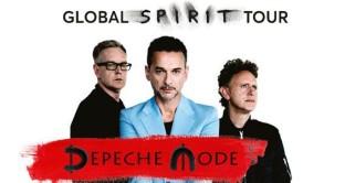 Ecco il prezzo dei biglietti riservati ai titolari di Carta American Express, le info su TicketOne e le date del concerto dei Depeche Mode a Roma, Milano e Bologna con il Global Tour Spirit.
