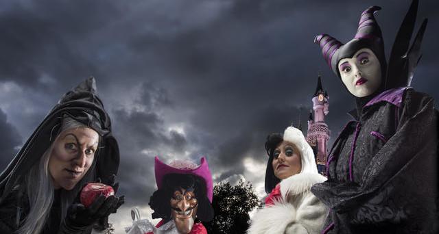 Ecco tutte le info per acquistare i biglietti, per gli eventi e le novità di Disneyland Paris per la notte delle streghe e dei fantasmi ovvero Halloween 2016.