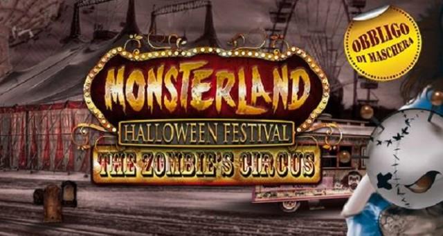 Ecco le info sul prezzo dei biglietti su Vivaticket per risparmiare del Monsterland Halloween Festival ottobre 2016.