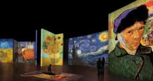 Ecco il prezzo dei biglietti al botteghino e su TicketOne, gli orari e le opere mostra multimediale della  Mostra Van Gogh Alive 2016 a Roma.