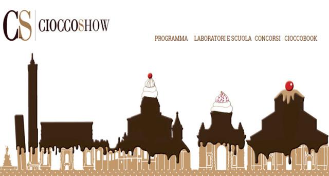 Ecco le date, il programma con gli eventi gratuiti e a pagamento del Cioccoshow 2016 a Bologna.