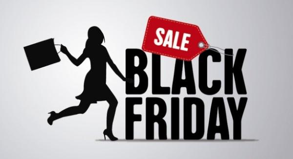 A Roma il Black Friday diventerà Black Week-end con sconti dal 25 al 27 novembre 2016 fino al 50%.