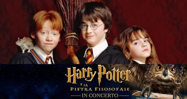 A dicembre a Roma vi sarà il cine-concerto Harry Potter e la pietra filosofale. A Londra invece è in atto Harry Potter e la maledizione dell'erede.