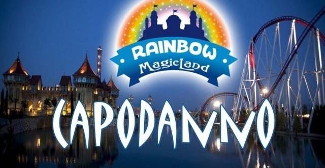 Ecco tutte le info e i prezzi con sconti per la Magic Fest 2017 ovvero il Capodanno 2017 a Rainbow MagicLand di Valmontone.