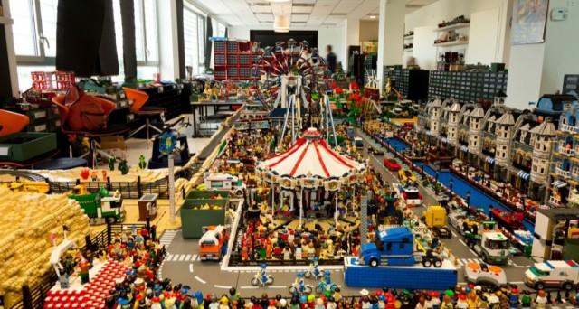 Ecco tutte le info sulle date, gli orari ed il prezzo dei biglietti con sconti della mostra City Lego 2016-2017 a Roma.