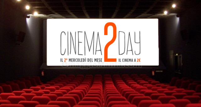 Torna il Cinema2Day: in sala a 2 euro