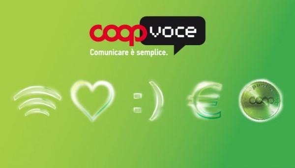 Ecco la migliore offerta Per chi passa a Coop Voce con minuti, messaggi ed internet in 4G,