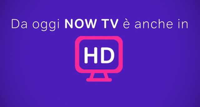 Ecco le super offerte di Now Tv tra cui quella a 1 euro mese con serie tv ed intrattenimento e cinema a 5 euro.