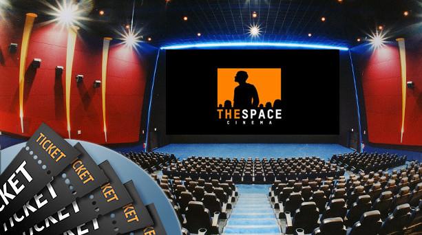 Biglietti cinema The Space a prezzi ridotti: ecco le info su tutte ...