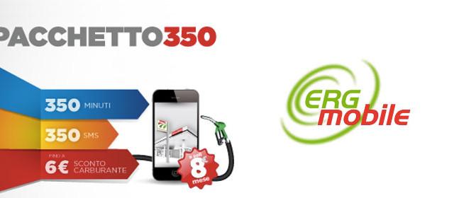 Ecco le promozioni ed offerte di Erg Mobile di aprile 2017con minuti, messaggi, internet e fino a 6 euro di sconto carburante.