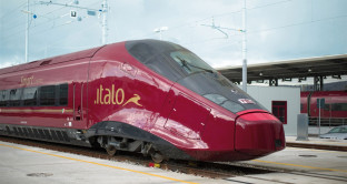 Una prima x2 Speciale Italo Treno