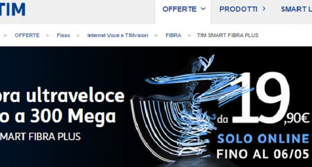 Ecco le offerte e promozioni con internet illimitato, fibra, Infinity, Tim Vision e chiamate per la casa a partire da 19,90 euro di Tiscali e Tim.