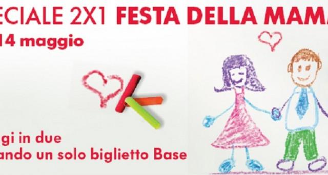 Ecco le super offerte Trenitalia per la Festa della mamma 2x1 e la promozione di Italo Treno
