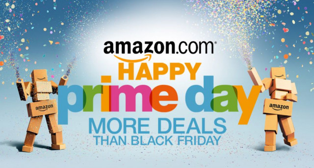 Prime Day Amazon, 30 ore di sconti online
