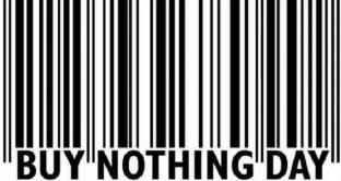Contro il Black Friday che ci sarà il prossimo 24 novembre 2017 è nato il Buy Nothing Day: ecco cos'è e una piccola guida per orientarsi nel venerdì nero.