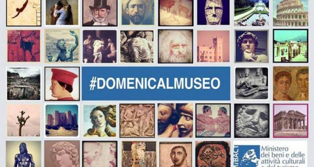 Domani 7 ottobre 2018 tornerà domenica al museo: i musei statali ed i siti archeologici statali saranno gratuiti per tutti. Ecco l'elenco a Milano, Roma e Napoli.