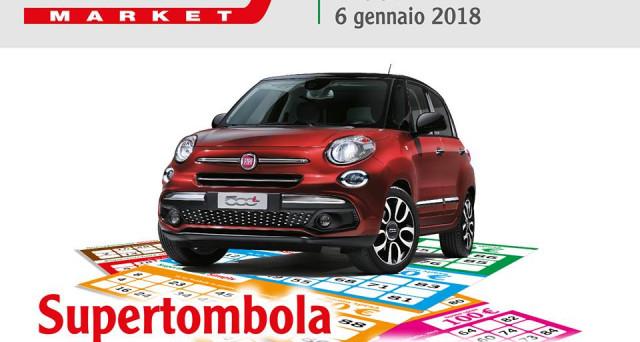 Con Simply in occasione del Natale 2017 si potrà partecipare al concorso per vincere una Fiat 500L e buoni spesa fino a 250 euro. Ecco le info.