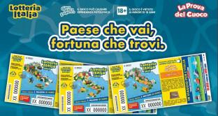 I biglietti vincenti dell'estrazione della Lotteria Italia del 6 gennaio 2019 e come richiedere i premi.