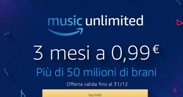 Sia Amazon Music che Spotify hanno lanciato delle strepitose offerte per ascoltare la musica in streaming senza la pubblicità e senza limiti a partire dalla cifra di 0,99 centesimi, le info.