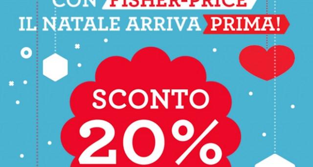 Ecco alcuni regali di Natale 2017 da regalare ai bambini di Fisher Price con sconti fino al 20% ed acquistabili su Amazon. Le info e i prezzi.