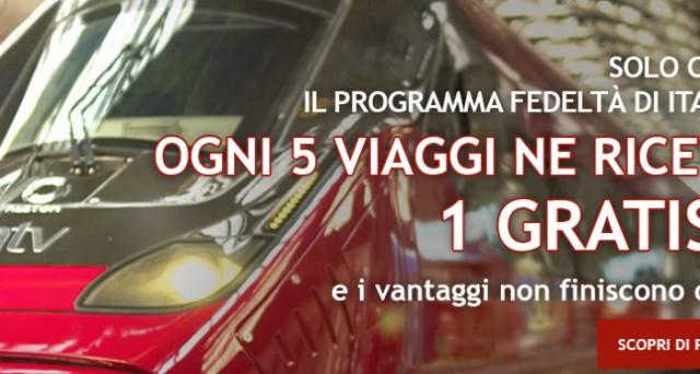 Ecco le nuove promozioni ed offerte di Italo Treno e Trenitalia per l'inizio anno 2018 con 20 euro in regalo e biglietti gratis.
