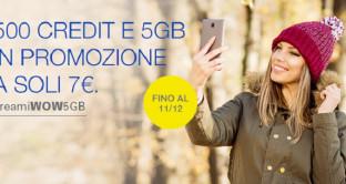 Chi passa a Kena e Poste Mobile potrà attivare promozioni e offerte ricche di minuti e gigabyte in 4G in vista del Natale 2017. Ecco le info.