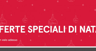 Offerte voli low cost ryanair e Norwegian speciale Natale 2017