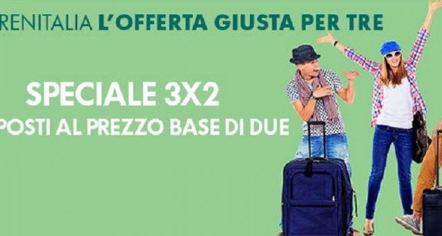 Ecco le super offerte di Trenitalia gennaio 2018: speciale formula paghi 2 e prendi 2 e sconto acquario di Genova, le info.