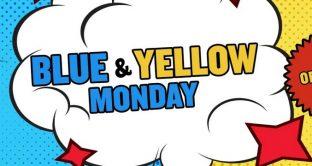 """Rivoluzione Ryanair oggi 15 gennaio 2018: niente trolley come bagaglio a mano. Ecco le info e le super offerte con tariffe low cost """"Blue and Yellow Monday""""."""