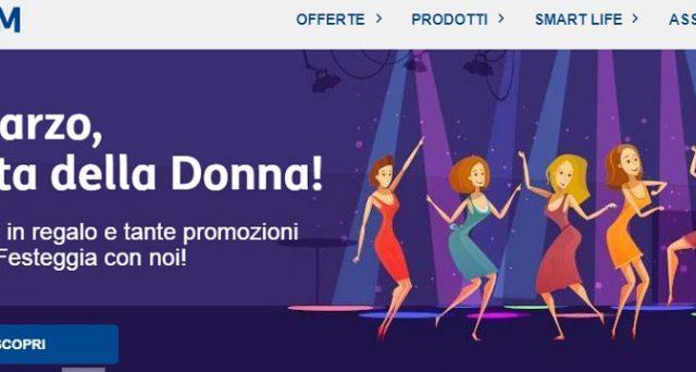 Ecco il boom di offerte per la festa della donna dell'8 marzo 2018 per chi passa a Tim e Vodafone: fino a 8 Gb in 4G in regalo, sconto di 15 euro e cinema 2x1.