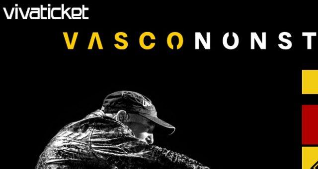 Oggi 20 marzo 2018 parte il secondo lotto di vendita di biglietti per i concerti in Italia di Vasco Rossi su Vivaticket.