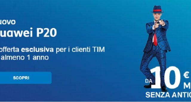 samsung s9 tim 20 euro al mese