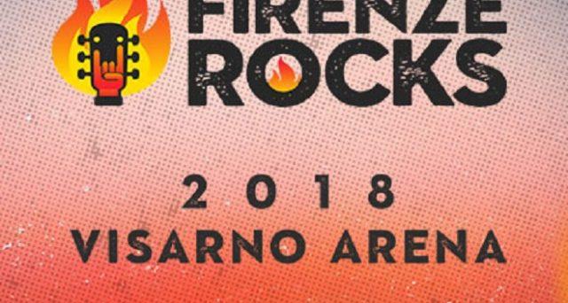 Ecco i prezzi dei biglietti e gli sconti Trenitalia fino al 30% del Firenze Rocks Festival 2018 con Guns 'N Roses, Iron Maiden. Foo Fighters e Ozzy Osbourne.