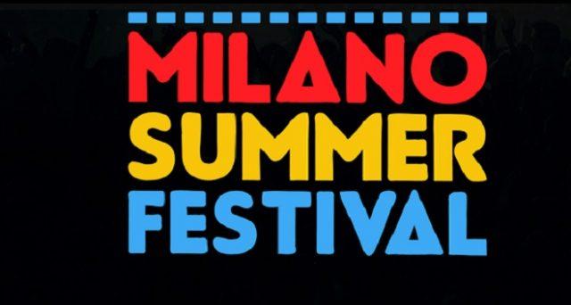 Ecco le date, gli artisti tra cui Marilyn Manson e le offerte Trenitalia del Milano Summer Festival 2018.