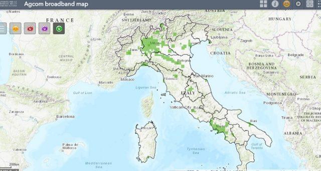 Connessione internet rete fissa: Broadband Map il servizio di Agcom per verificare la qualità del segnale nelle case ottiene un clamoroso successo.