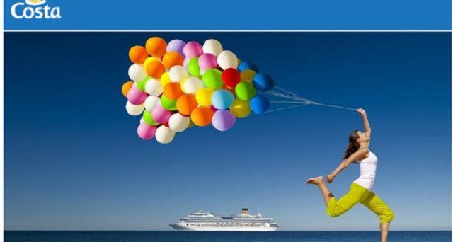 Ecco le offerte Costa Crociere per l'estate 2018 da 249 euro per il Mediterraneo, Nord Europa e tanto altro.