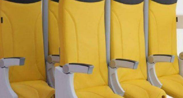 Volare super low cost è possibile: ecco i nuovi sedili per risparmiare con seduta a forma di sella.