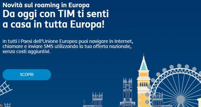 Ecco le info sul roaming 2018 in Europa di Tim nonché l'elenco dei paesi in cui si potrà navigare in internet, chiamare e messaggiare con la propria offerta e la super promo Tim.