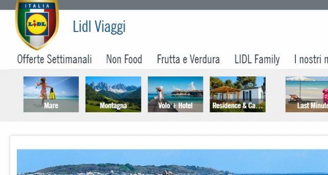 Arrivano le super offerte di giugno 2018 con hotel, pensione completa, traghetto, ingresso spiaggia e tanto altro da 79 euro con Lidl Viaggi.