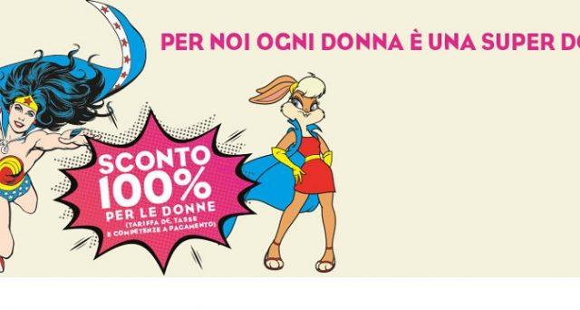 La super offerta  con il 100% di sconto sul biglietto base per le donne proposto da Navi Tirrenia sta per terminare: ecco le info.